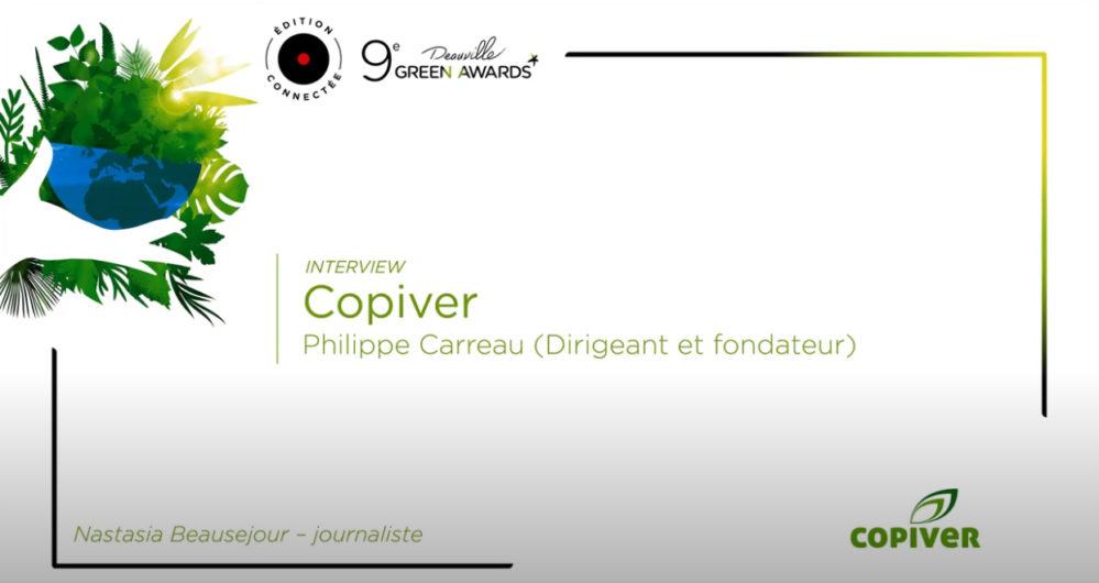 Deauville Green Awards Le festival international des productions audiovisuelles pour le développement durable et la responsabilité sociale.    …