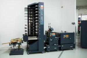 Assembleuse verticale à succion Bourg (BST-e)